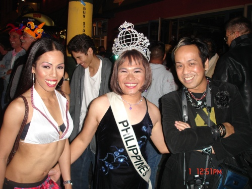 ms. philippines pay a visit to san francisco
